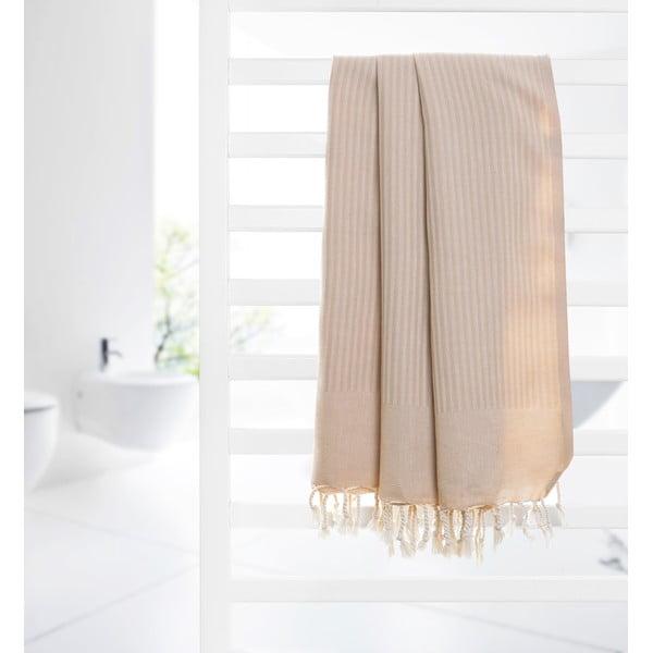 Ręcznik hammam Loincloth, beżowy