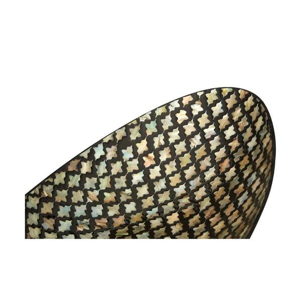 Wazon dekoracyjny z mozaiką Complements Bowl