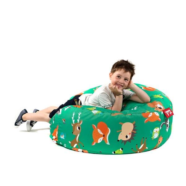 Worek do siedzenia dziecięcy Leśne zwierzątka