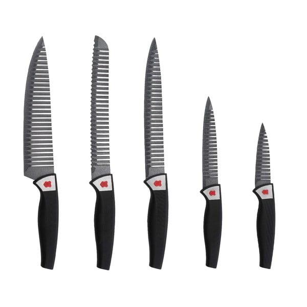 Zestaw noży Bergner Cut, 5 szt.
