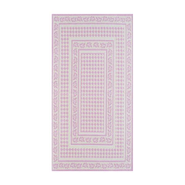 Wytrzymały dywan Olivia, 160x230 cm, liliowy