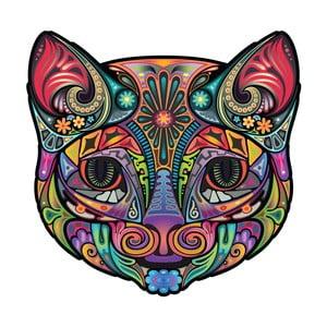 Naklejka Fanastick Multicolor Cat
