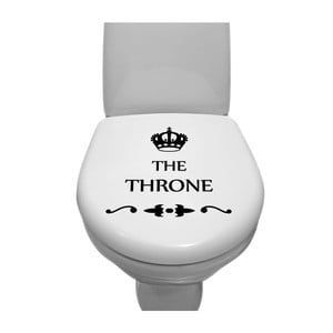Naklejka The Throne
