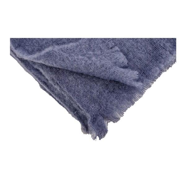 Pled XL Mohair Lavende, 150x220 cm