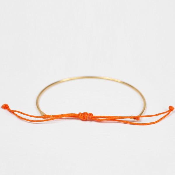 Bransoletka Luna Orange