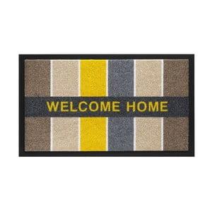 Wycieraczka Hamat Welcome Home Blocks, 45x75 cm