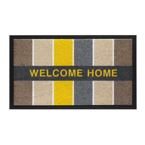Wycieraczka Hamat Welcome Home Blocks, 45x75 cm