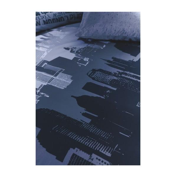 Pościel City Scape Blue 230x220 cm