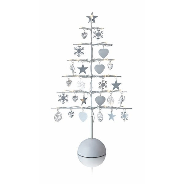 Świecąca dekoracja stojąca LED Markslöjd Borken
