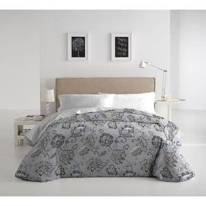 Zestaw pościeli i poduszki Jacaranda Azul, 140x200 cm