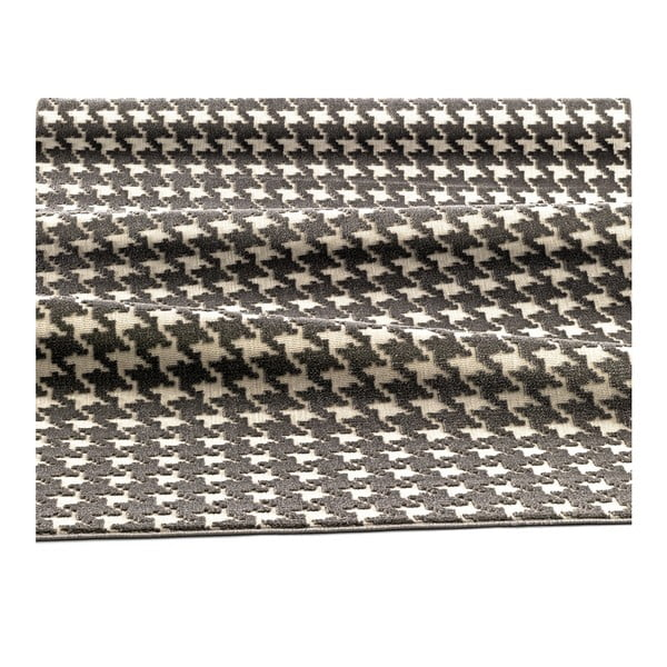 Dywan Webtappeti Reflex Houndstooth, 160x200 cm