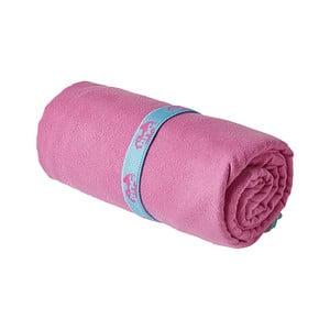 Różowy ręcznik z mikrowłókna TINC Snorkel