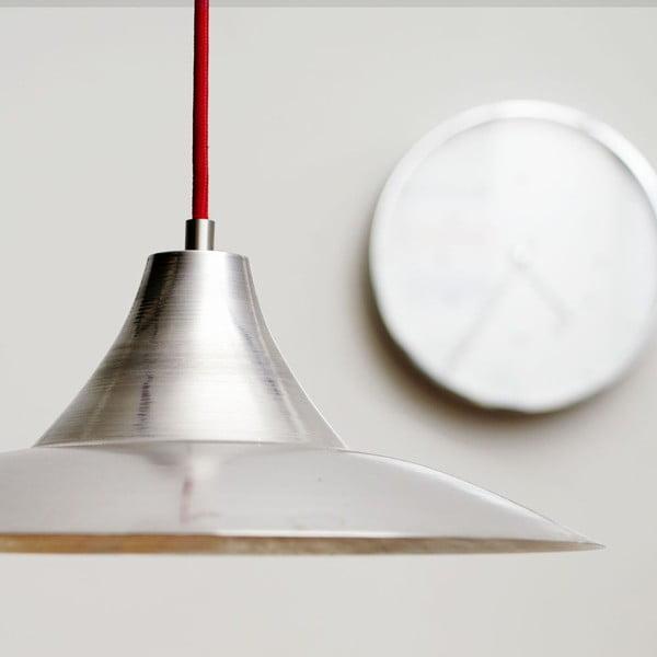 Lampa sufitowa Classic Stahl/Red