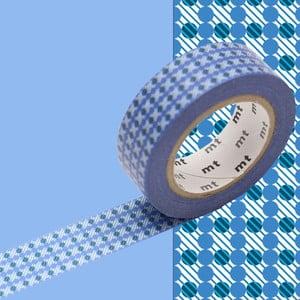 Taśma dekoracyjna washi MT Masking Tape Orlane, dł.10m