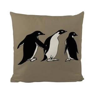 Poduszka Black Shake Ice Birds, 50x50 cm