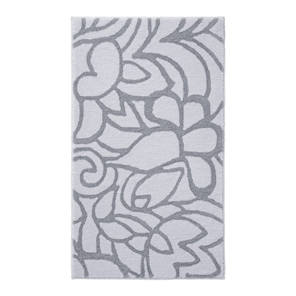 Dywan Esprit Flower Shower Gray, 55x65 cm