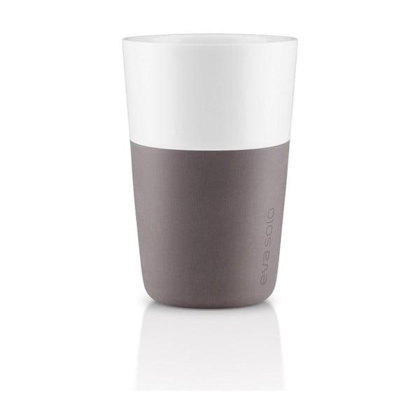Wysoki kubek Eva Solo Café Latté Elephant, 360 ml, 2szt.