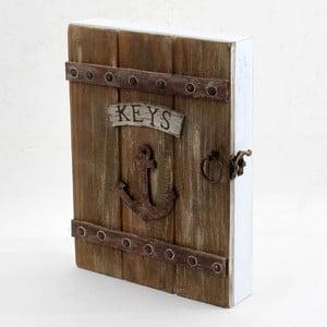 Ścienna skrzynka na klucze