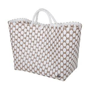 Torba Lima Shopper White/Beige