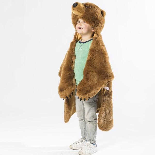 Kostium i dywanik w jednym Niedźwiedź