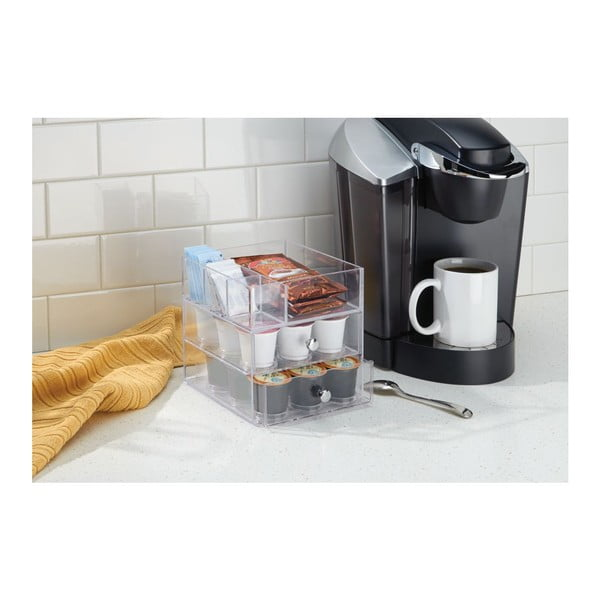 Organizer Coffee Pod 2 Drawer