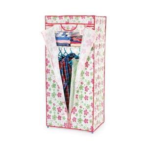 Szafa tekstylna w różowe kwiaty Bonita Lush