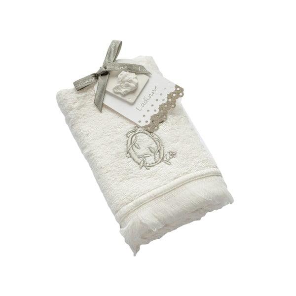 Ręcznik z inicjałem O, 30x50 cm