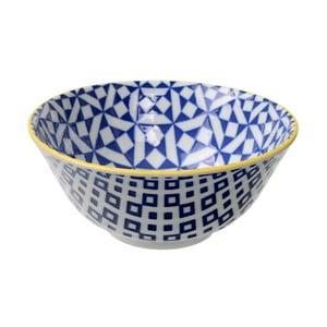 Porcelanowa miska Geo Tayo Geometric No2, 15,2x6,7 cm