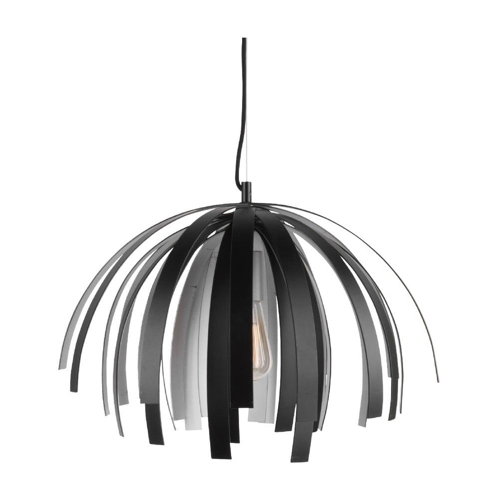 Lampa sufitowa w czarno-srebrnym kolorze Leitmotiv Willow