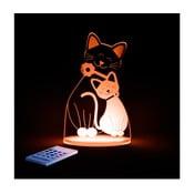 Dziecięca lampa nocna LED Aloka Kot