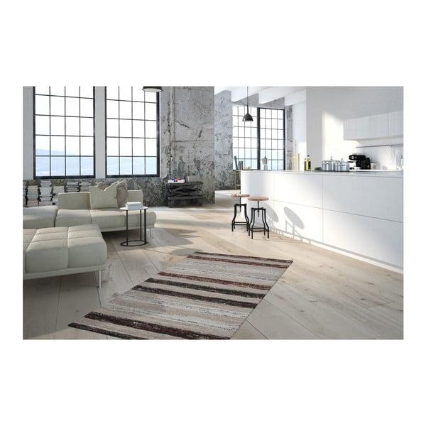 Kremowy dywan Evita, 120x170cm
