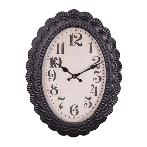 Owalny zegar Antic Line Ovale