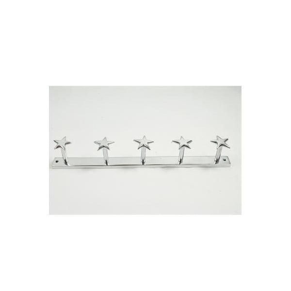 Wieszak na ścianę Silver Stars