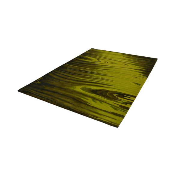 Dywan ręcznie tkany San Marino, 120x180 cm, zielony