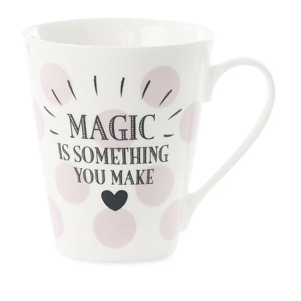 Kubek porcelanowy Coffee Magic Big Rose Dots