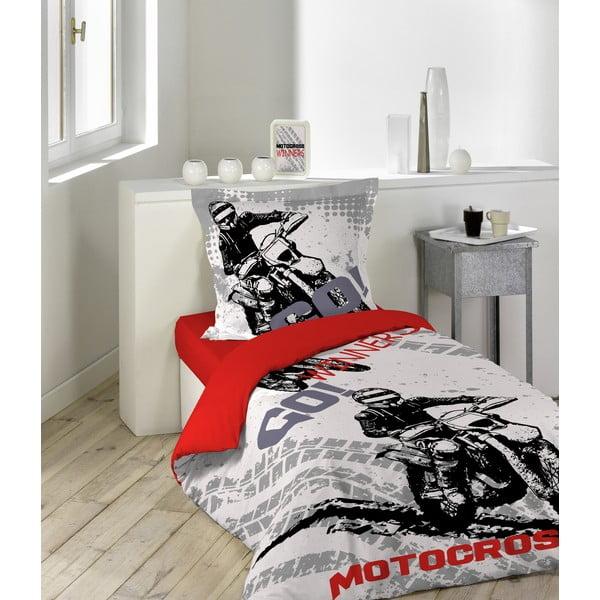 Pościel Motocross, 140x200 cm