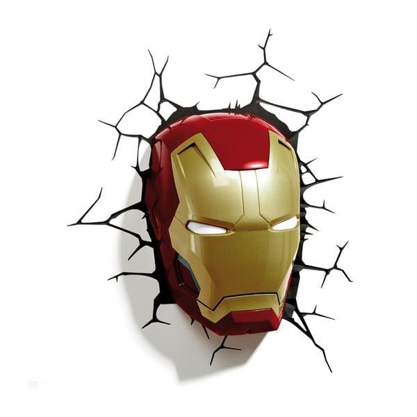 Kinkiet z naklejką Ironman