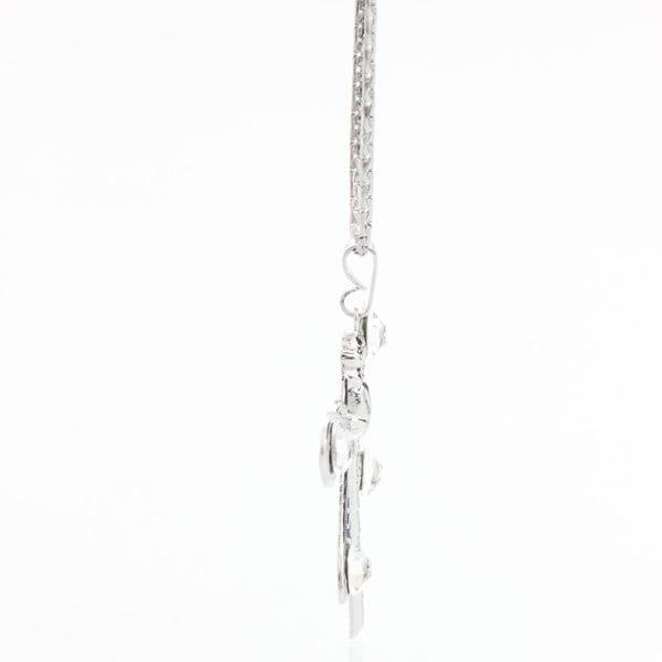 Naszyjnik ze Swarovski Elements, ważka