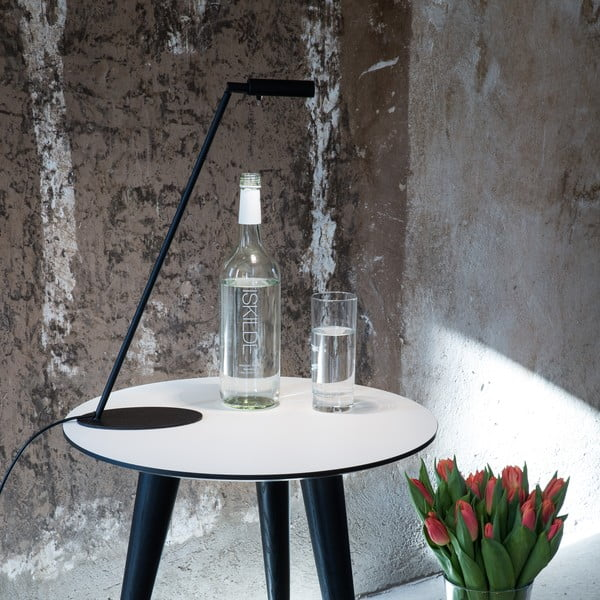 Lampa stołowa Symbios, czarna