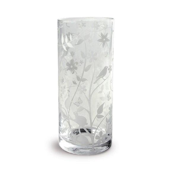 Zestaw 2 szklanek Birds Flower