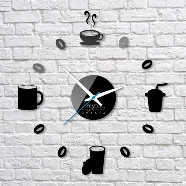 Zegar ścienny Breakfast Drink