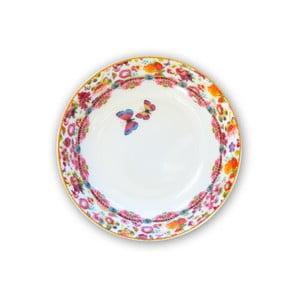 Porcelanowy talerzyk Melli Mello Isabelle, 10 cm