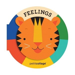 Księga uczuć Petit collage Feelings