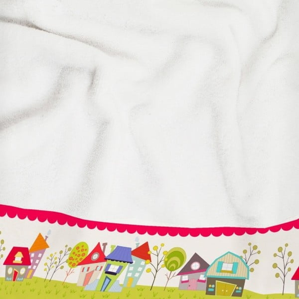 Komplet 2 ręczników Little W My Town