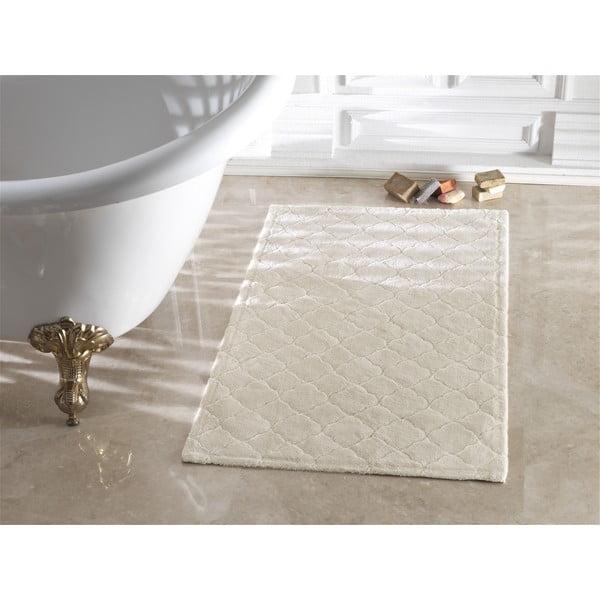 Beżowy dywanik łazienkowy Confetti Bathmats Arven Beige, 40x60 cm