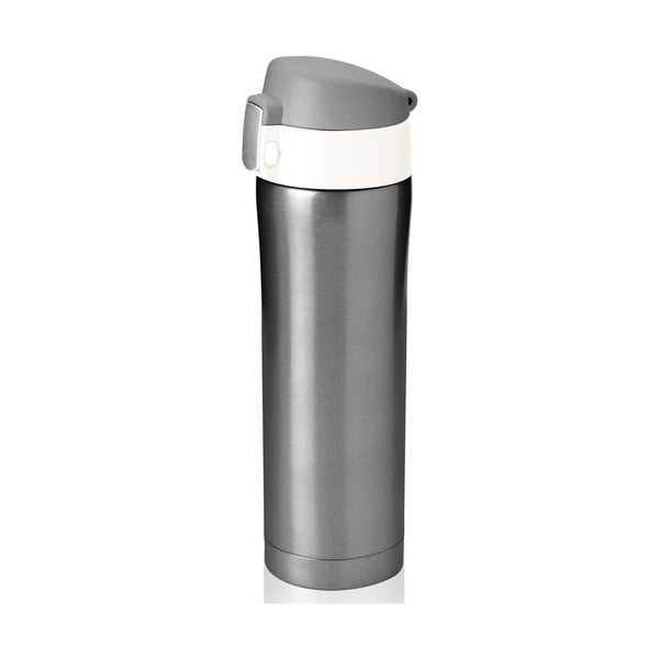 Butelka termiczna Diva Cup Smoke/White