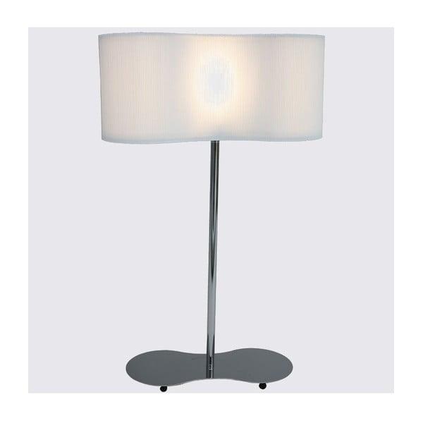 Lampa stołowa Satin Bombola