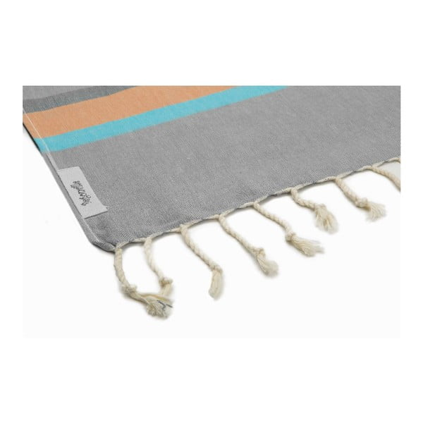 Ręcznik hammam Myra Colorful II, 95x175 cm