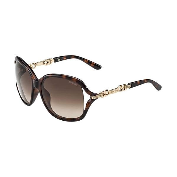 Okulary przeciwsłoneczne Jimmy Choo Loop Havana/Brown