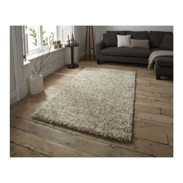 Kremowy dywan Think Rugs Vista, 80x150 cm